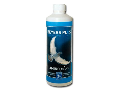 BEYERS-AMINO PLUS 400 ML