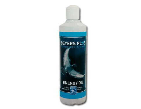 BEYERS-ENERGY OIL 400 ML